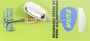Блесна Вращающаяся Cucharilla Evia 11-3 P