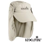 Бейсболка Norfin (7450-L) с защитой