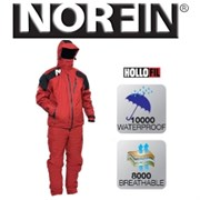 Костюм демисезонный Norfin Verity терракотовый 01 размер S