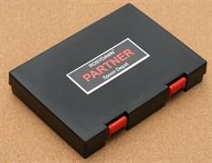 Коробка Rosy Dawn Partner Spoon Depot для блёсен RD-028 20х14,5см Черная