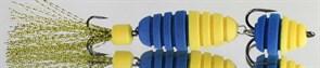 Мандула Классик Вибра 80мм Цвет С16