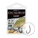 Крючки Excalibur Carp River Feeder Black 8