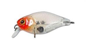 Воблер Jackall Chubby 38F clear salmon roe head