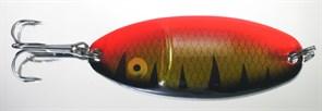 Блесна колеблющаяся Trout Bait Черноспинка Chernospin 15гр #005/S