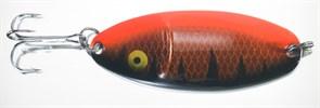 Блесна колеблющаяся Trout Bait Черноспинка Chernospin 15гр #158/S
