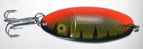 Блесна колеблющаяся Trout Bait Черноспинка Chernospin 15гр #149/S