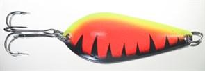 Блесна колеблющаяся Trout Bait Атом Pora 10гр #161/S