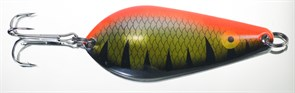 Блесна колеблющаяся Trout Bait Атом Pora 15гр #149/S
