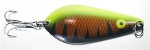 Блесна колеблющаяся Trout Bait Атом Pora 15гр #152/S