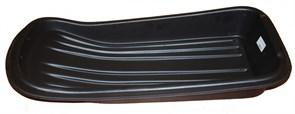 Сани рыболовные Bemal (пласт. корыто) № 1/2 865х460х130мм, чёрные