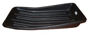 Сани рыболовные Bemal (пласт. корыто) № 2 900х470х155мм, чёрные