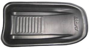 Сани рыболовные Bemal (пласт. корыто) № 8 810х460х160мм, чёрные
