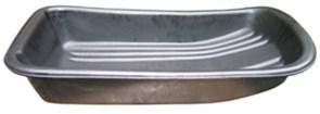 Сани рыболовные Bemal (пласт. корыто) №10/2 890х465х165мм, чёрные