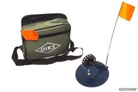 Сумка Дикс 2 малая с оснащёнными жерлицами (6шт)