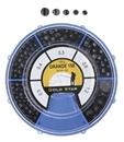 Набор Дробинок Gold Star Grande Lead Set 150гр (0,3-0,4-0,5-0,8-1,2гр)