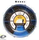 Набор Дробинок Gold Star Split Shot Competition Match 100гр (0,1-0,15-0,2-0,3-0,4гр)