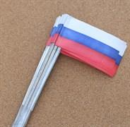 Флажки для жерлиц малые Россия 50шт