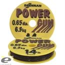 Фидергам Drennan Power Gum 0,65мм 10м 14Lb Brouwn/Green
