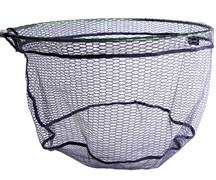 Голова подсака Flagman Landing Net Head New eco Friendly Silicon Mesh blue