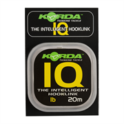 Поводковый материал Korda IQ The Intelligent Hooklink 25lb