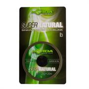 Поводковый материал Korda Super Natural Weedy Green 25lb 20м