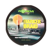 Леска Плетёная Korda Marker Braid 300м 20lb