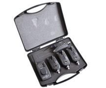 Набор электронных сигнализаторов поклевки Carp Pro Detect 9V 4+1
