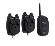 Набор электронных сигнализаторов поклевки Carp Pro Flash Set 2+1