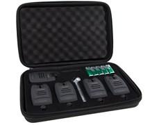 Набор элетронных сигнализаторов поклевки Carp Pro Torus 4+1