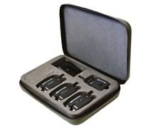 Набор элетронных сигнализаторов поклевки Carp Academy Sensor WDX 3+1