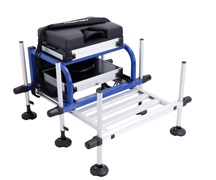 Платформа Flagman High Quality Seatbox with foot plate blue frame D25mm