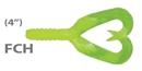 Мягкая приманка Mann'S Twister Grub 4 Fch 10шт/уп