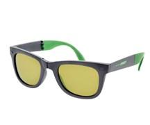 Очки поляризационные Carp Pro складные зеленые+чехол+салфетка