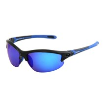 Поляризационные очки Flagman Sunglases polarized blue/revo