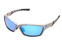 Очки поляризационные Flagman F113614 lens:blue revo кейс в комплекте