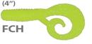 Мягкая приманка Mann'S Twister Mannipulator Grub 4 Fch 8шт/уп