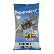 Прикормка Marcel VDE Feeder Turbo + Black 1кг