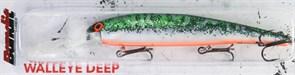 Воблер Bandit Deep Walleye OL112 Tiger Green Glitter