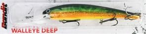 Воблер Bandit Deep Walleye OL114 Tiger Orange Yellow