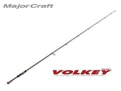Спиннинг двухчастный Major Craft Volkey VKS-602L 1.75-7гр