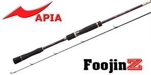 Спиннинг двухчастный Apia Foojin Z Beast Fang 91MH