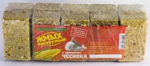 Жмых Кукурузный с ароматом Чеснока 0,5кг