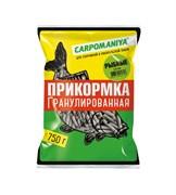Прикормка Карпомания Гранулированная Рыбные 4,8мм 750гр