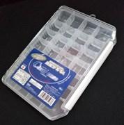 Коробка Рыболовная Meiho Clear Case 205/145/28
