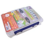 Коробка Рыболовная Meiho Reversible 165N Двухсторонняя 255/190/50