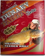 Прикормка Dunaev-Fadeev Method Feeder Krill 1кг