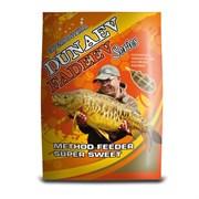 Прикормка Dunaev-Fadeev Method Feeder Super Sweet 1кг