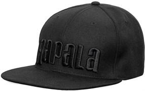 Кепка Rapala Black Flat Brim