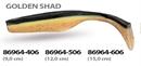 Мягкая приманка Wizard Magnet 12см Golden Shad