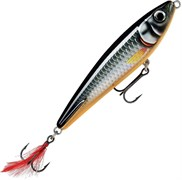 Воблер Rapala X-Rap Subwalk медленно тонущий 0,3-1,2м, 15см,  58гр. HLW